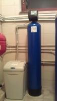 Mechaninis automatinis filtras Clack, vandens minkštinimo filtras Waterboss 700
