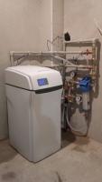 Nukalkinimo filtras KV-SOFT-A su mechaniniu filtru Aquafilter