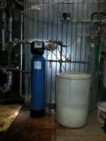 Vandens minkštinimo filtras Clack