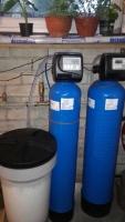 Automatinis mechaninis Clack, vandens minkštinimo filtras Clack