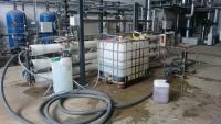 Membranų cheminis plovimas