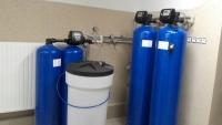 Vandens filtrai Clack