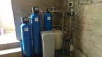 Clack vandens filtravimo sistema