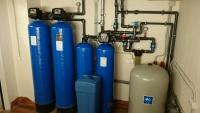 Vandens filtravimo sistema Clack